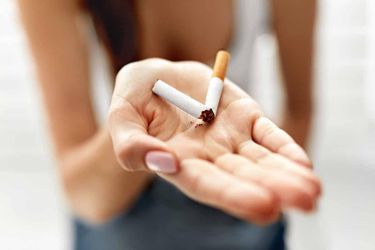 Trovare una motivazione valida per fumare