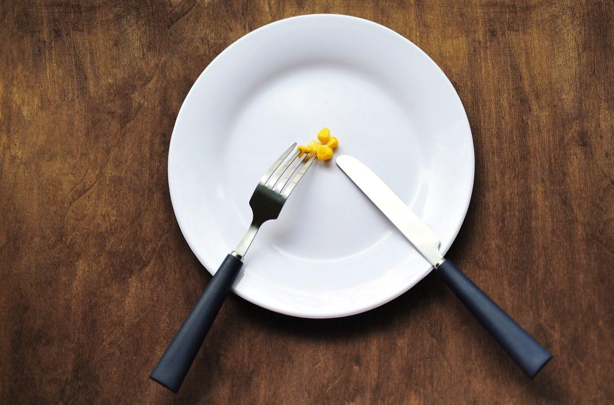 perdita di peso in rallentamento