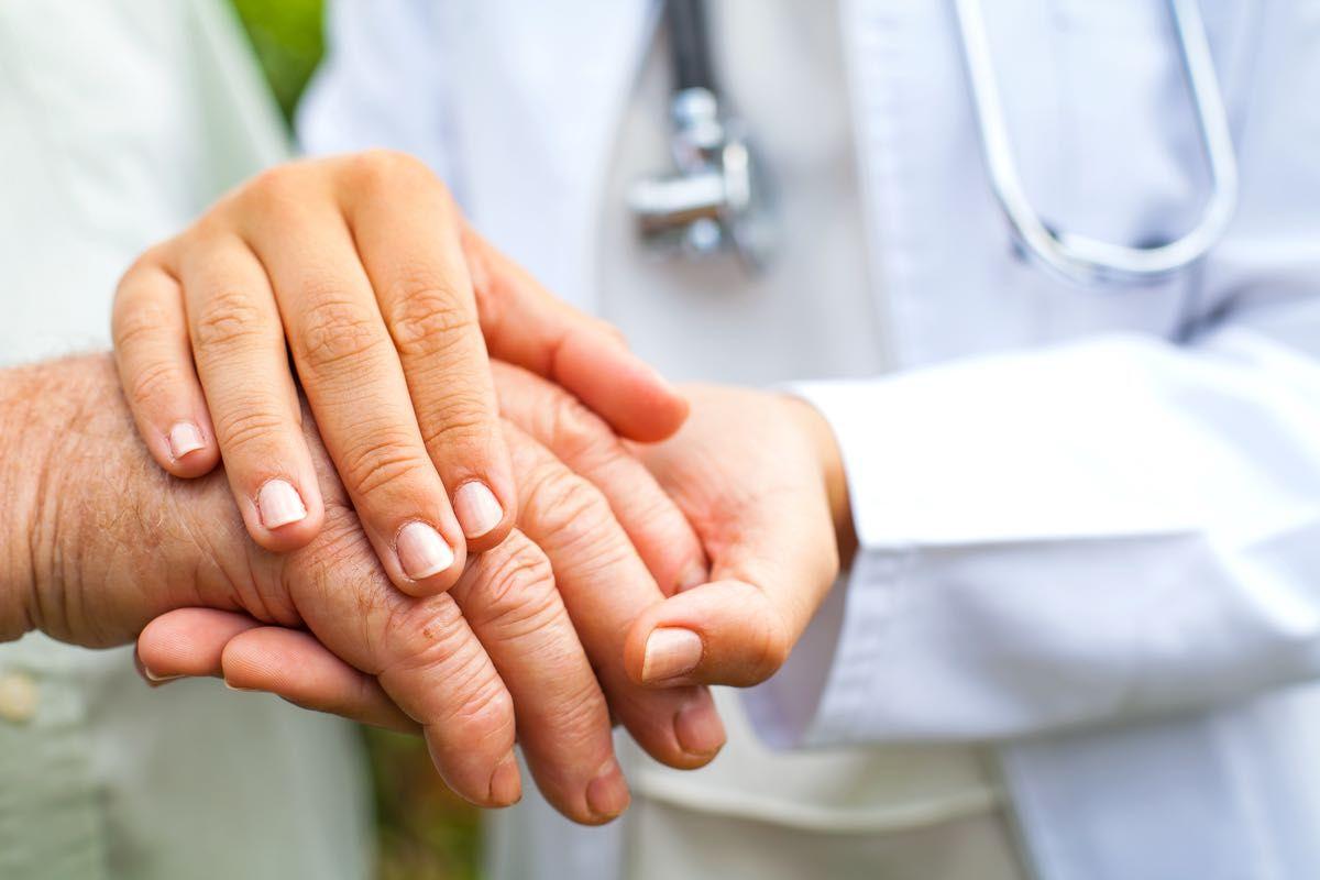 Classificazione dei tremori alle mani