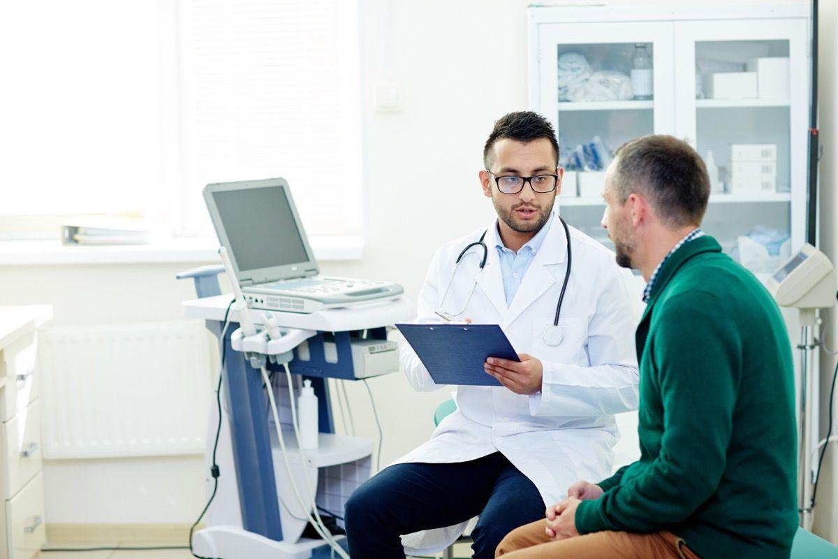 asportazione prostata e eiaculazione retrograde de