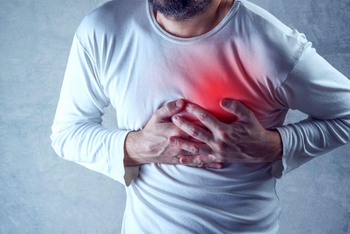 Sintomi dello Scompenso cardiaco