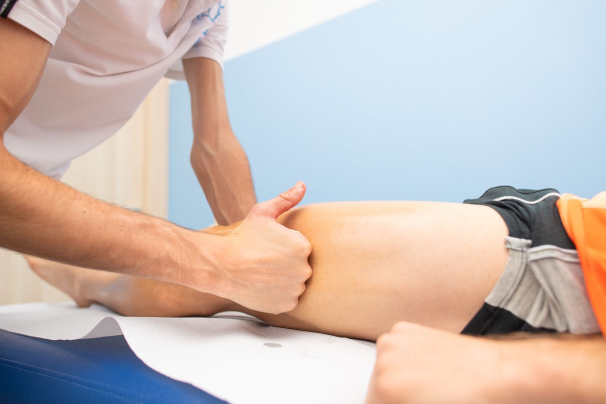 Acido lattico nei muscoli