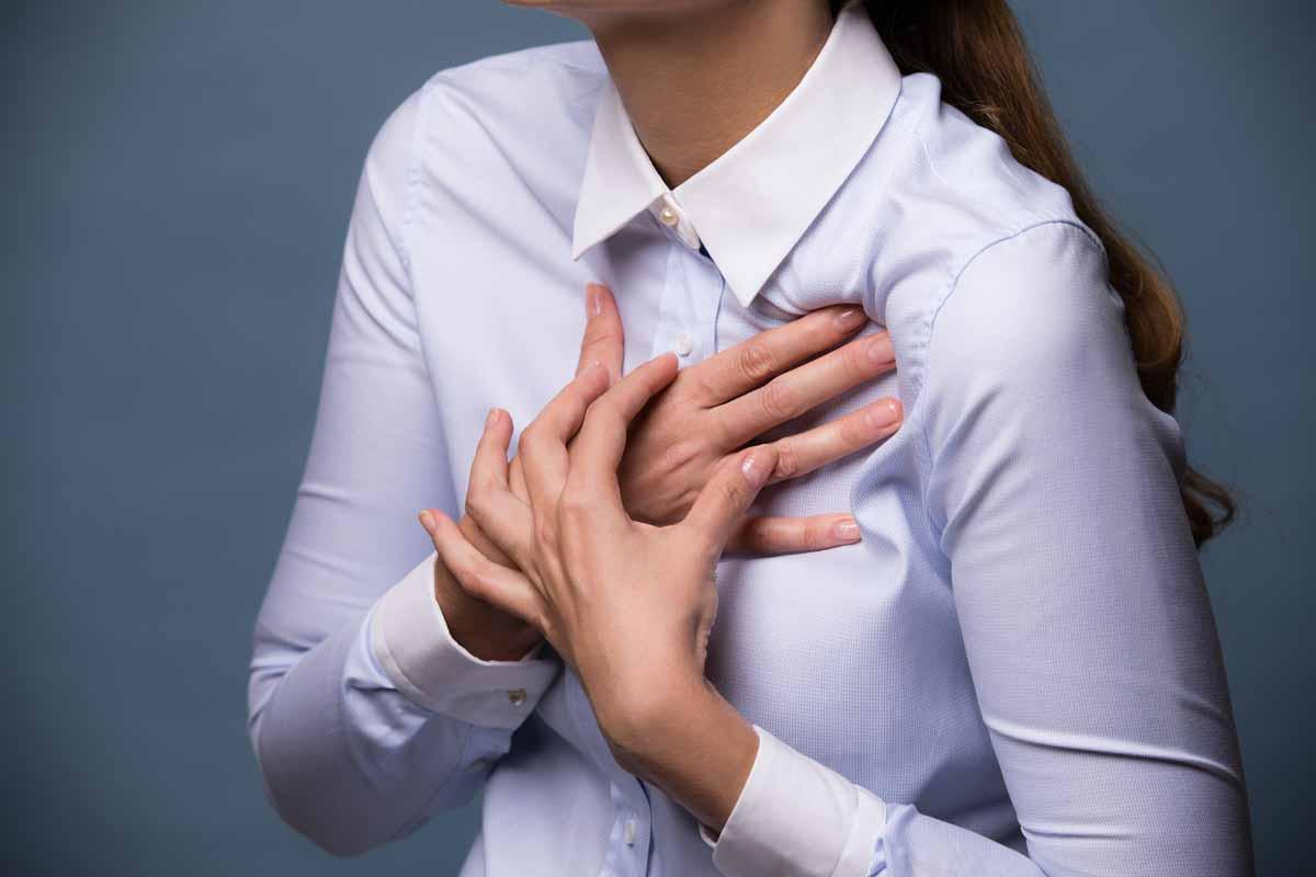 Sintomi dell'insufficienza cardiaca congestizia