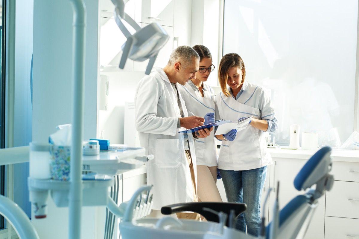 Alcuni tipi di parodontite