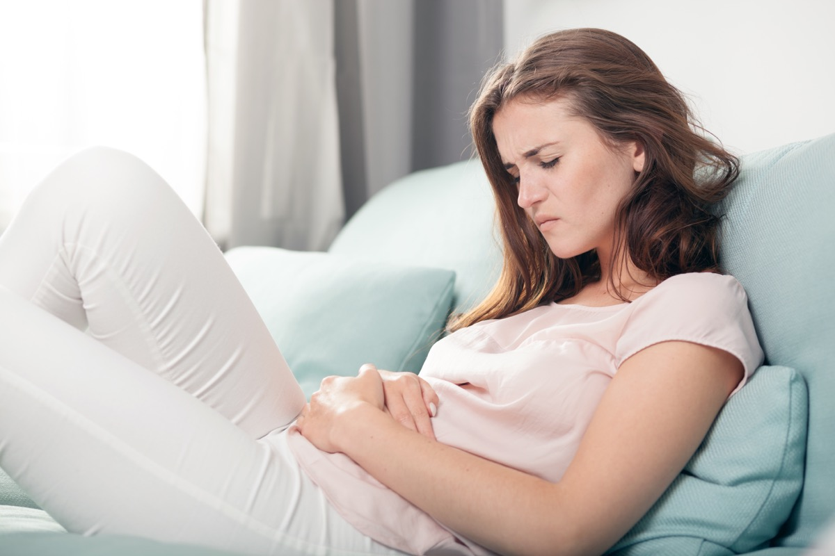 Crampi allo stomaco in gravidanza