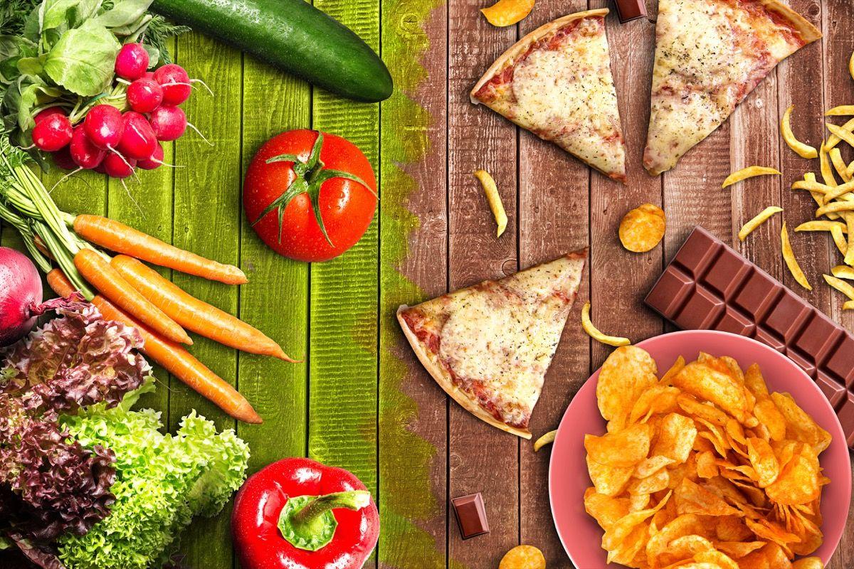 Dieta senza scorie