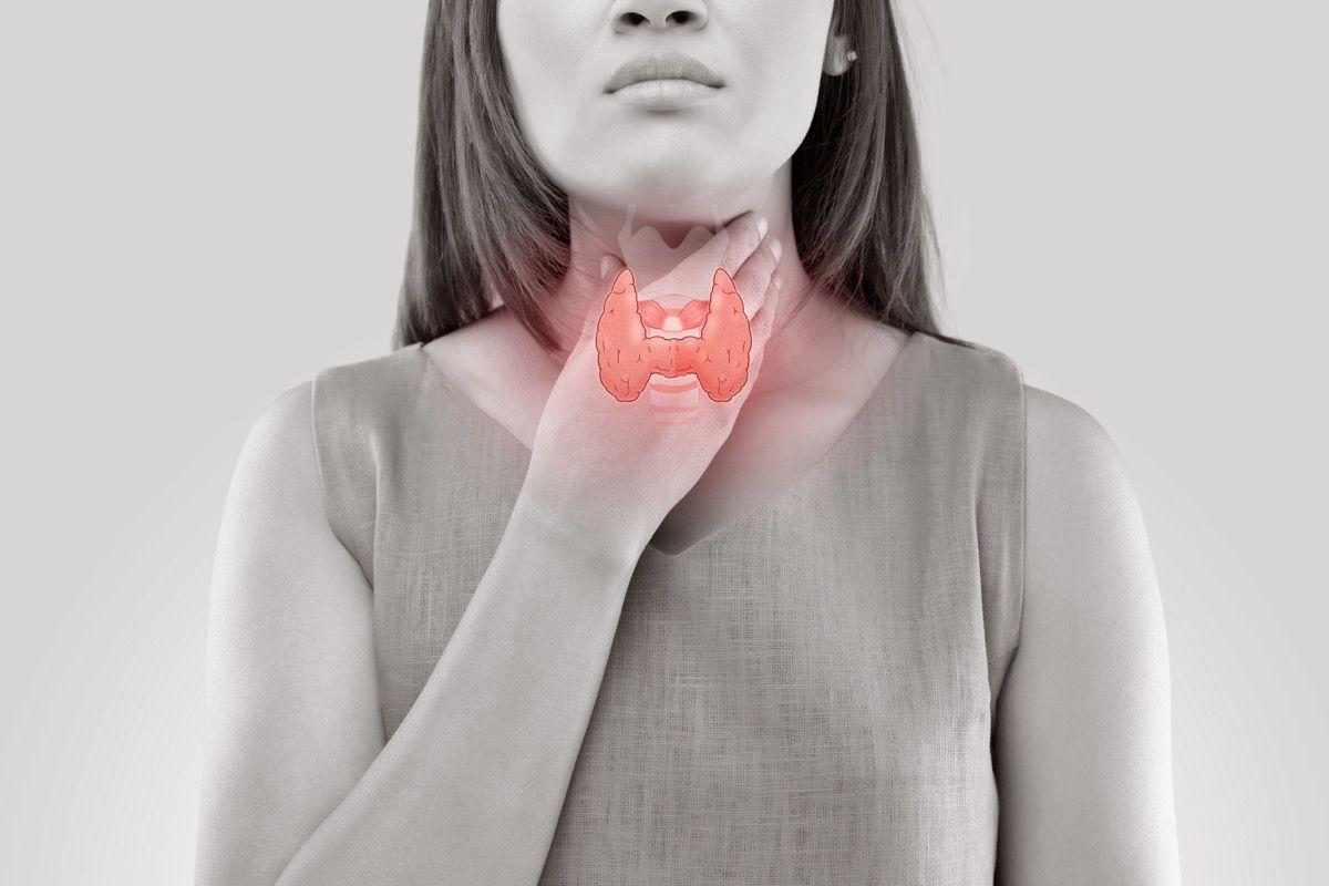 Prevenire i problemi alla tiroide