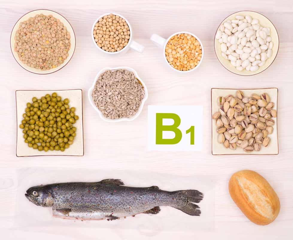 Vitamina B – le vitamine di questo gruppo