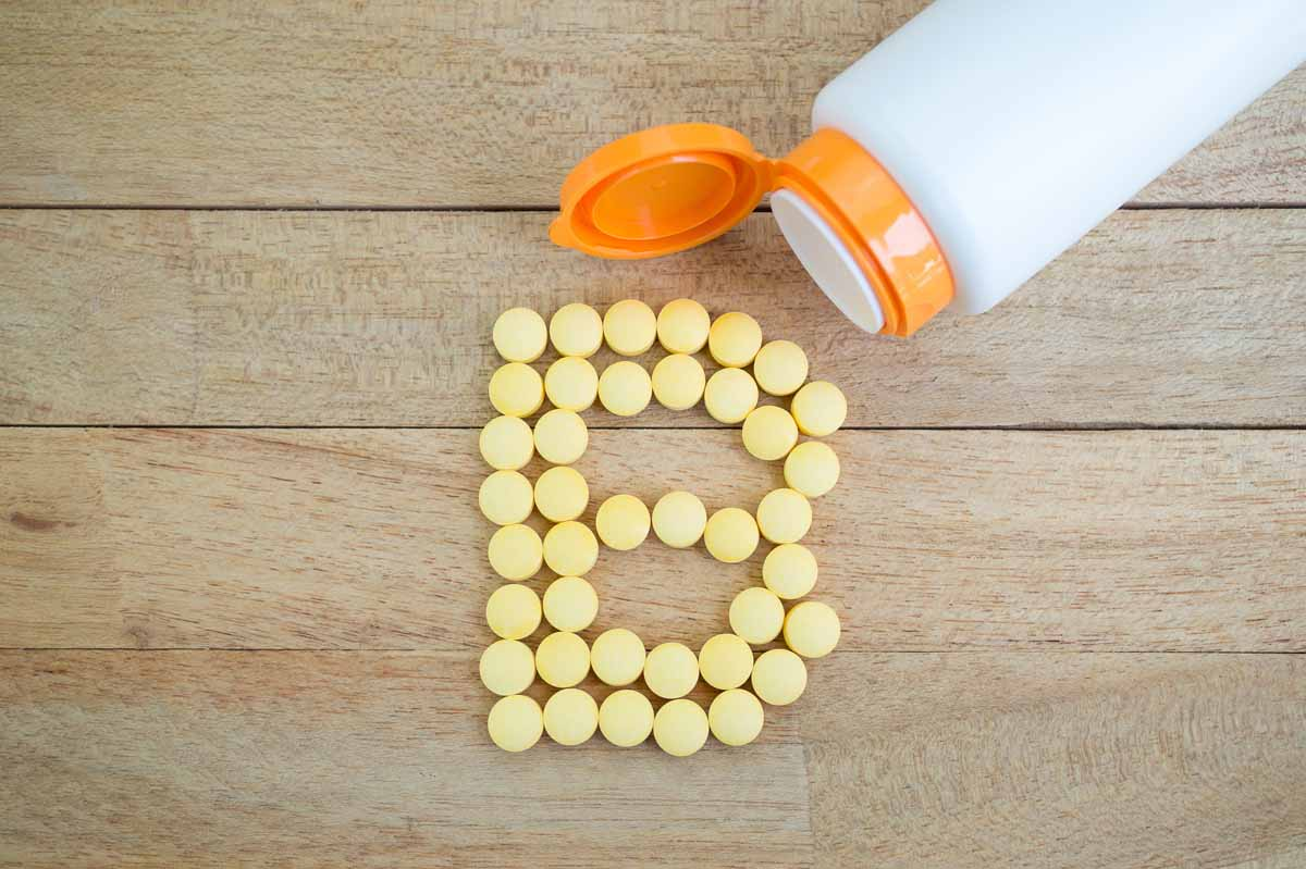 Dettaglio: alimenti che contengono molta Vitamina B