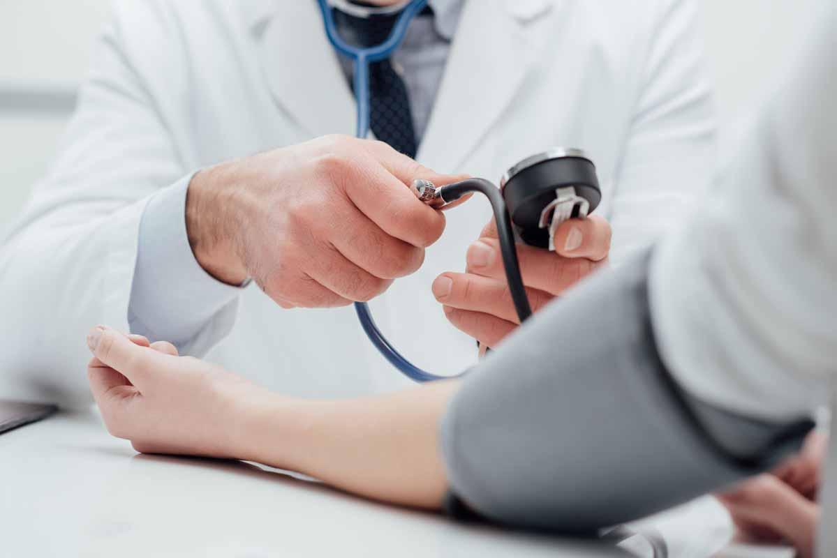 La pressione arteriosa massima
