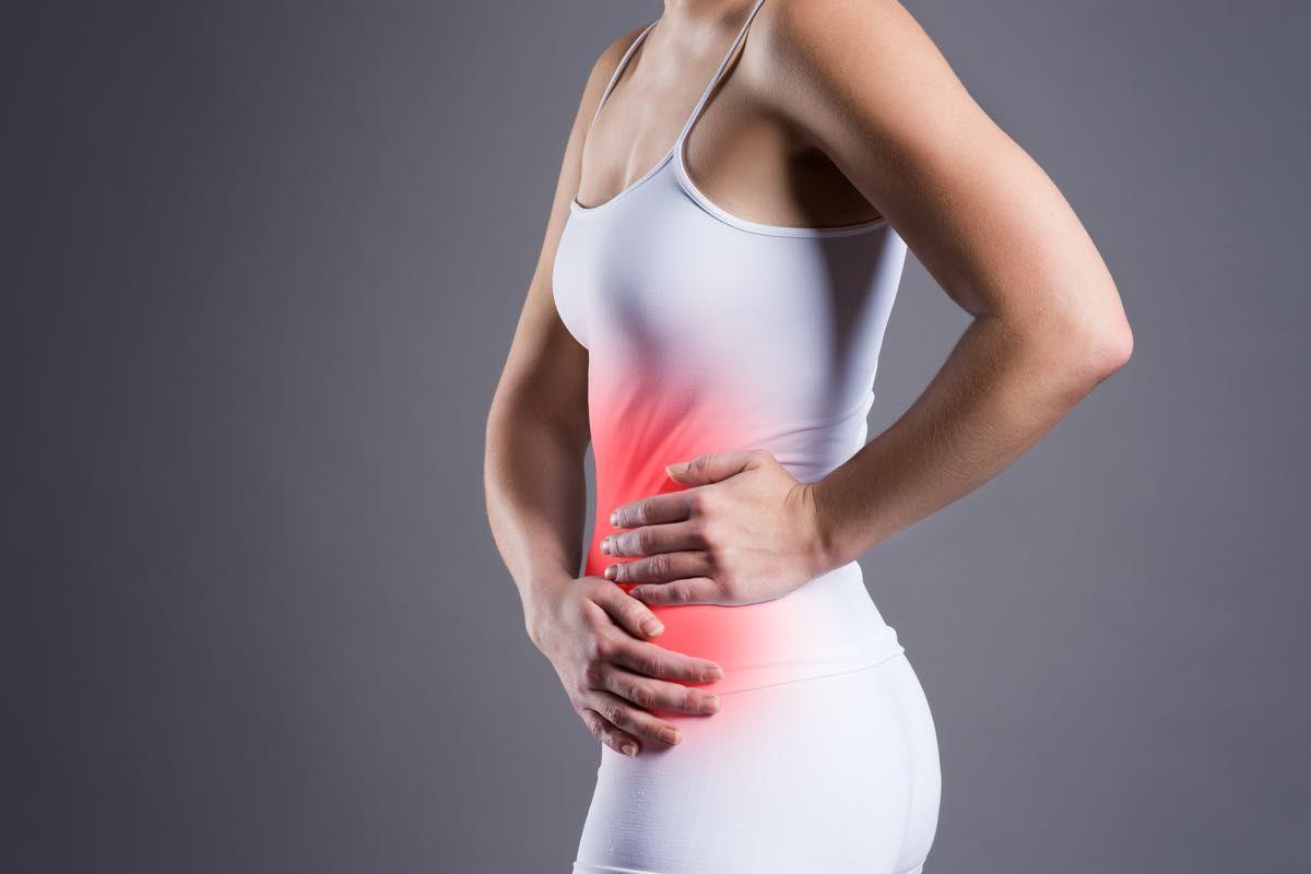 cisti ovarica e dolore alle gambe