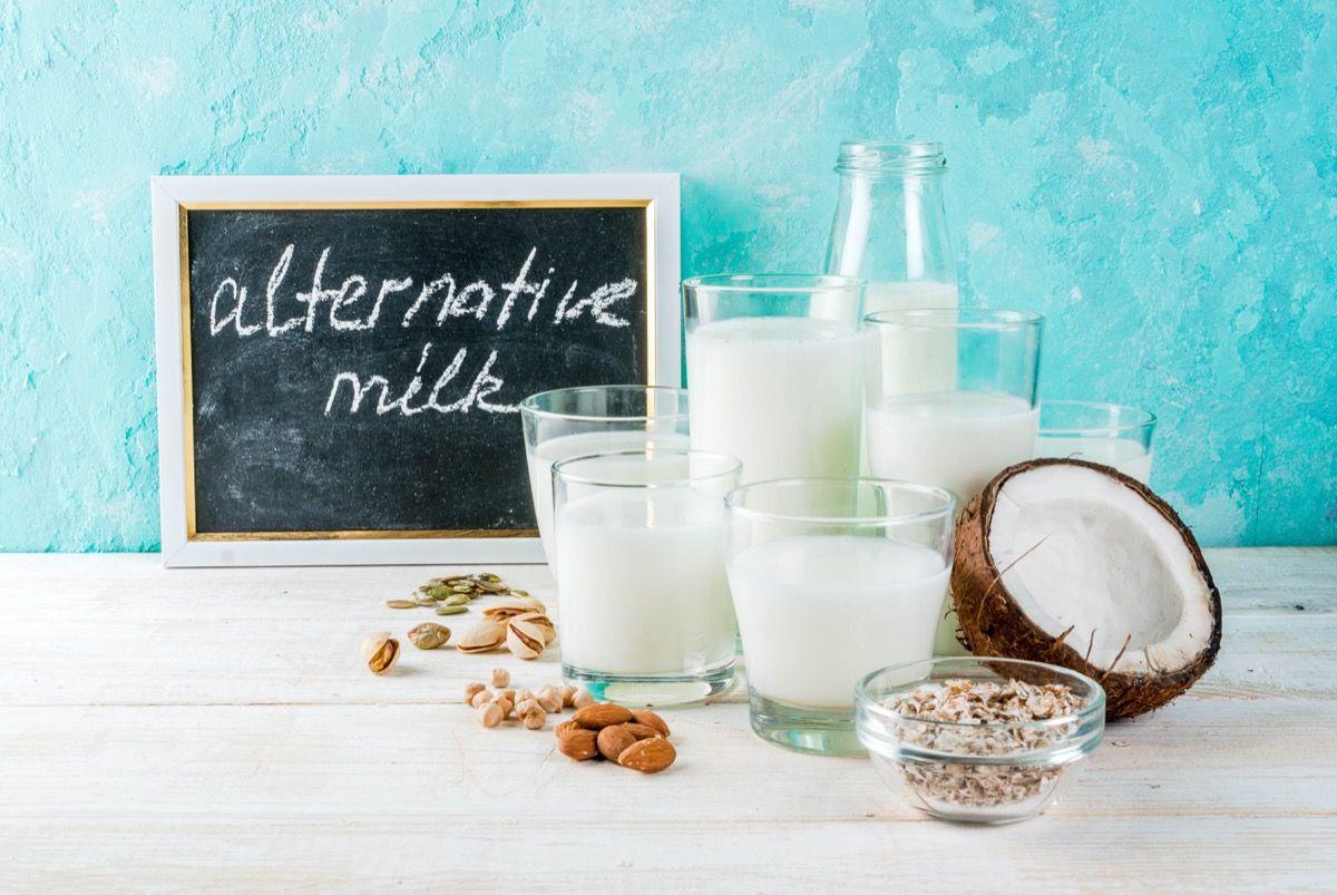 Gli effetti indesiderati del latte di soia