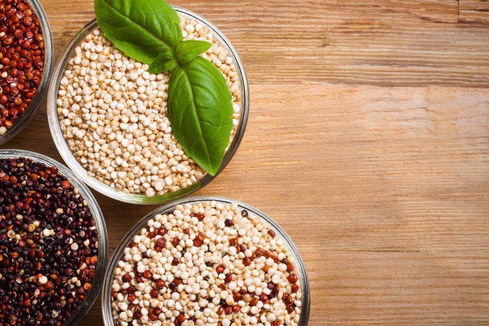 i tipi di quinoa
