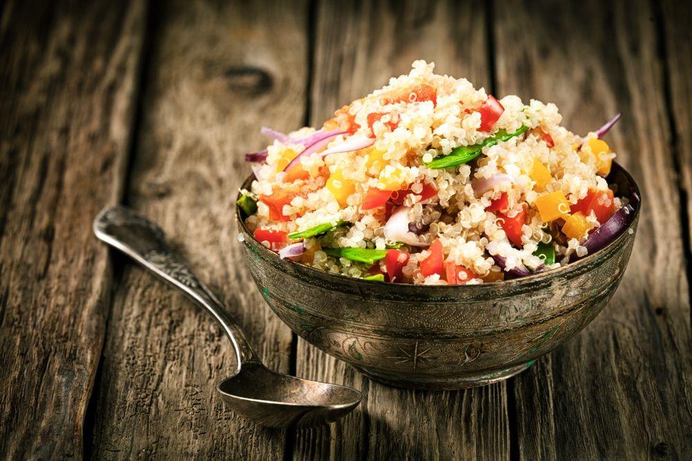 la quinoa come alimentazione per il futuro
