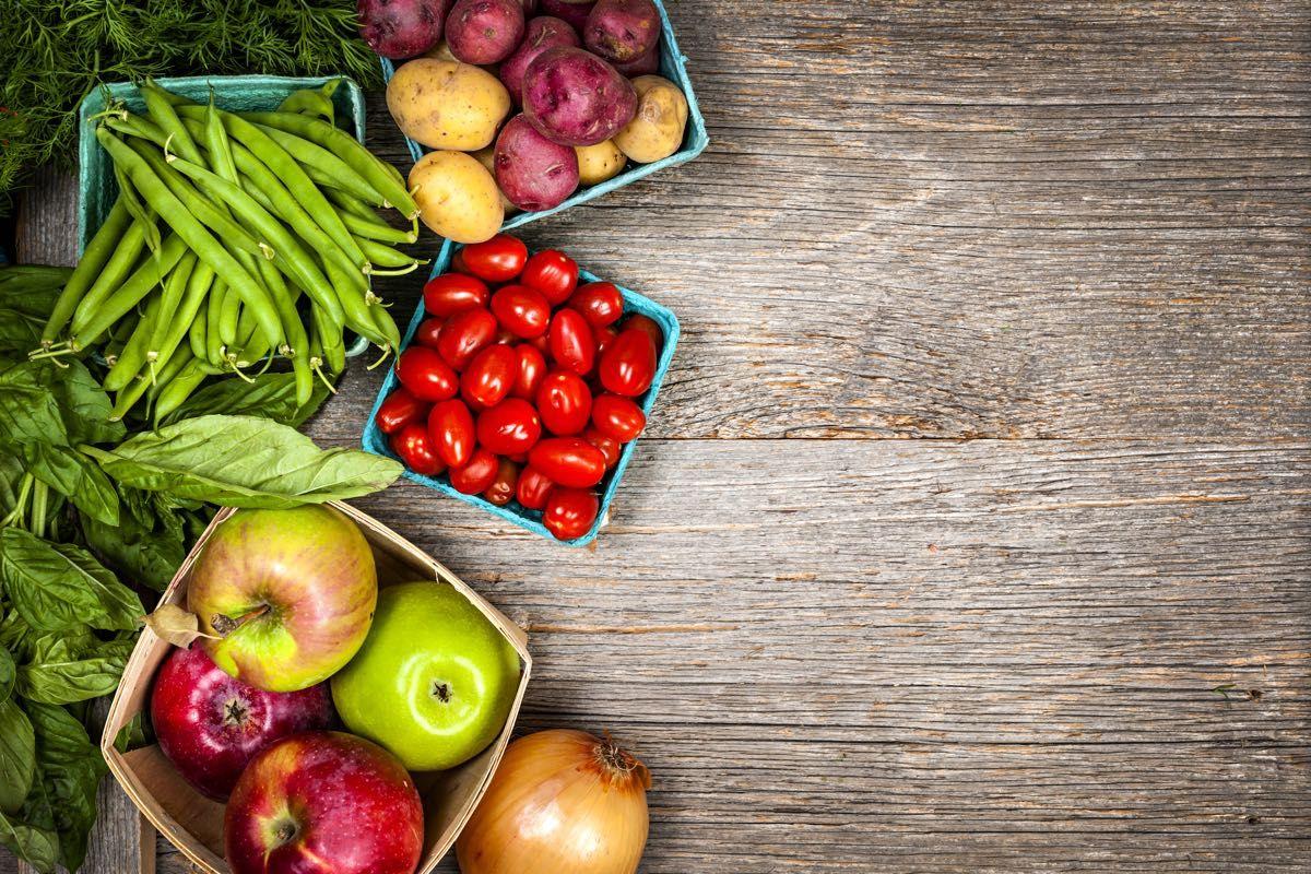verdura e legumi per abbassare i trigliceridi