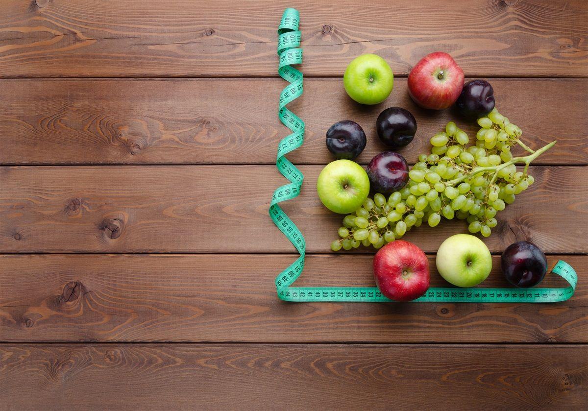 Perdita di perso con la Dieta dell'uva