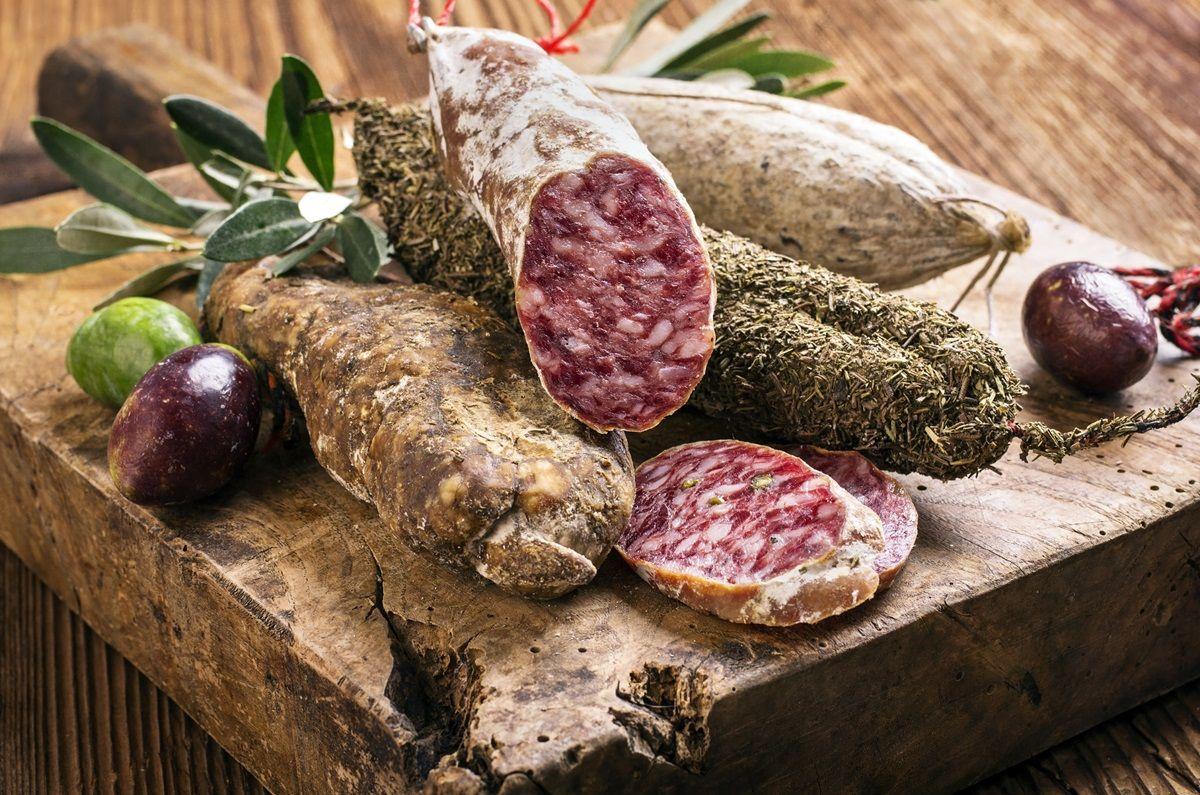 Salame piccante Del Nera a rischio salmonella