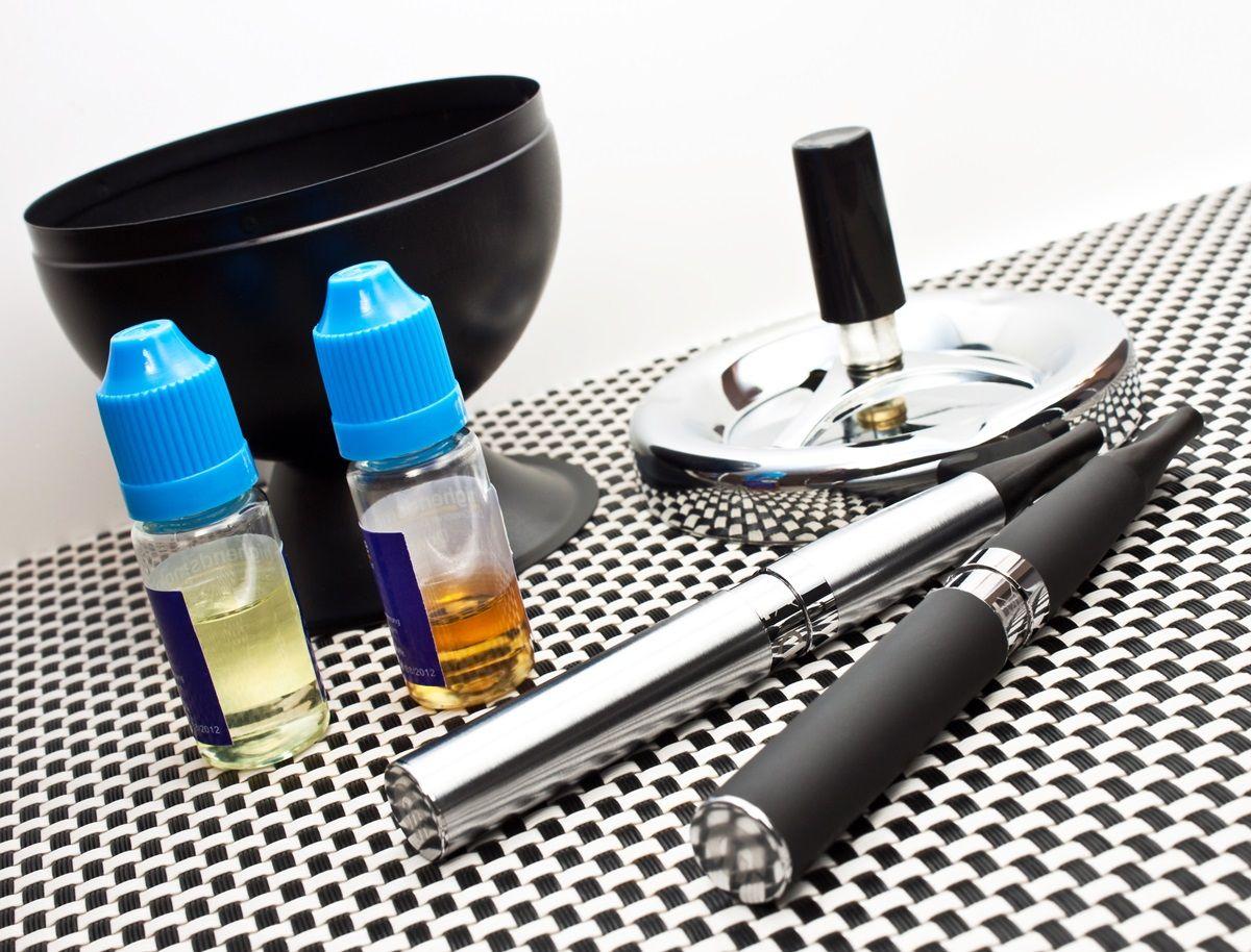 Sigarette elettroniche: incoraggiare la fruizione
