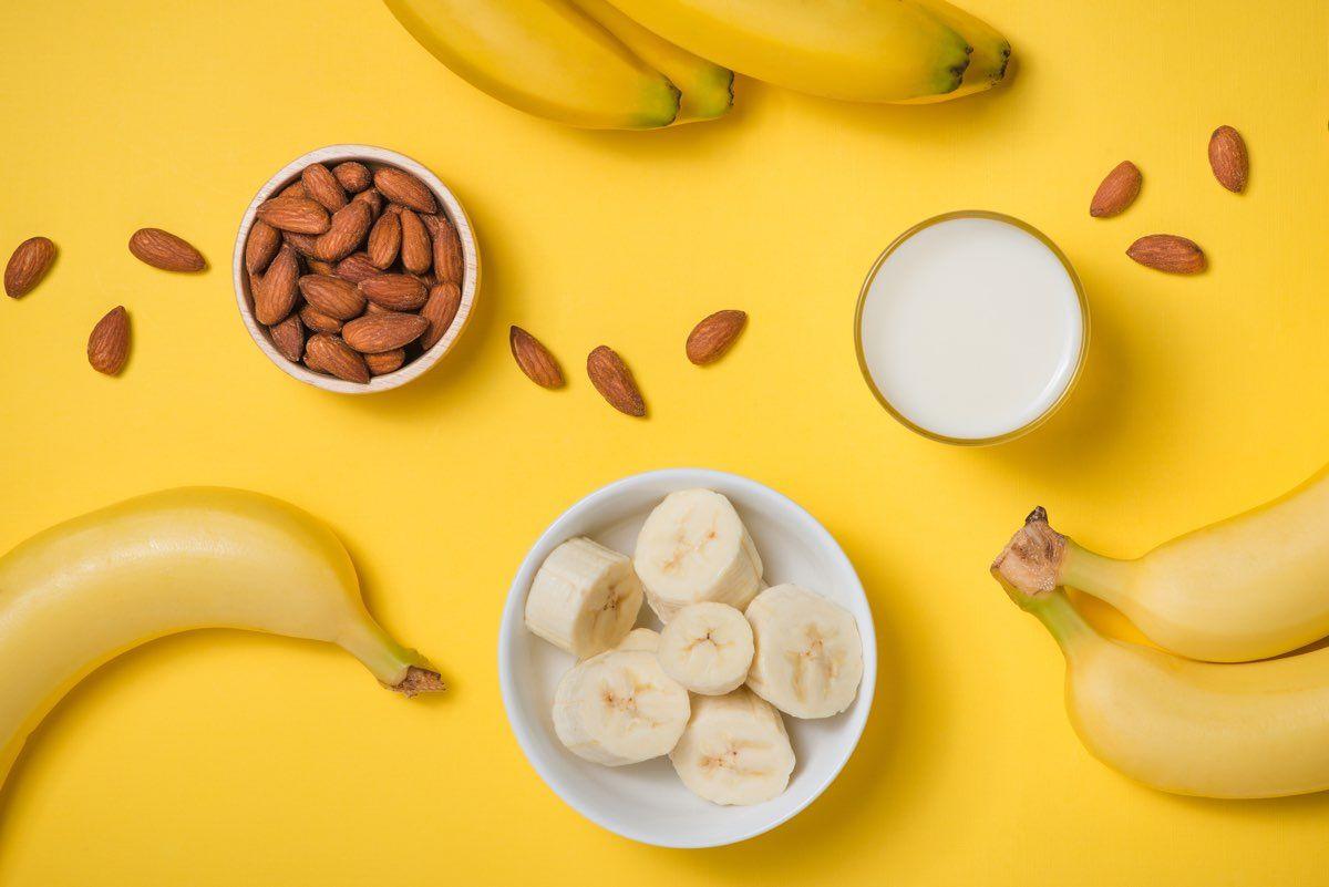 Frullati proteici alla banana