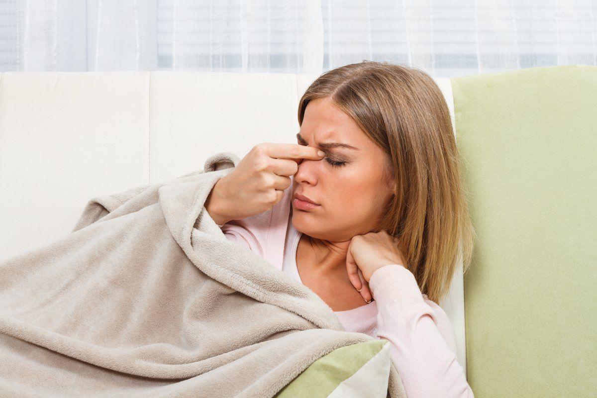 Prevenire la sinusite