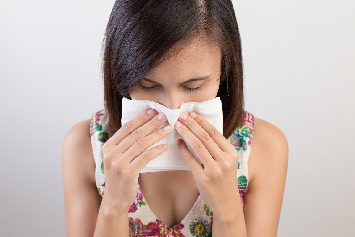 Sintomi della sinusite