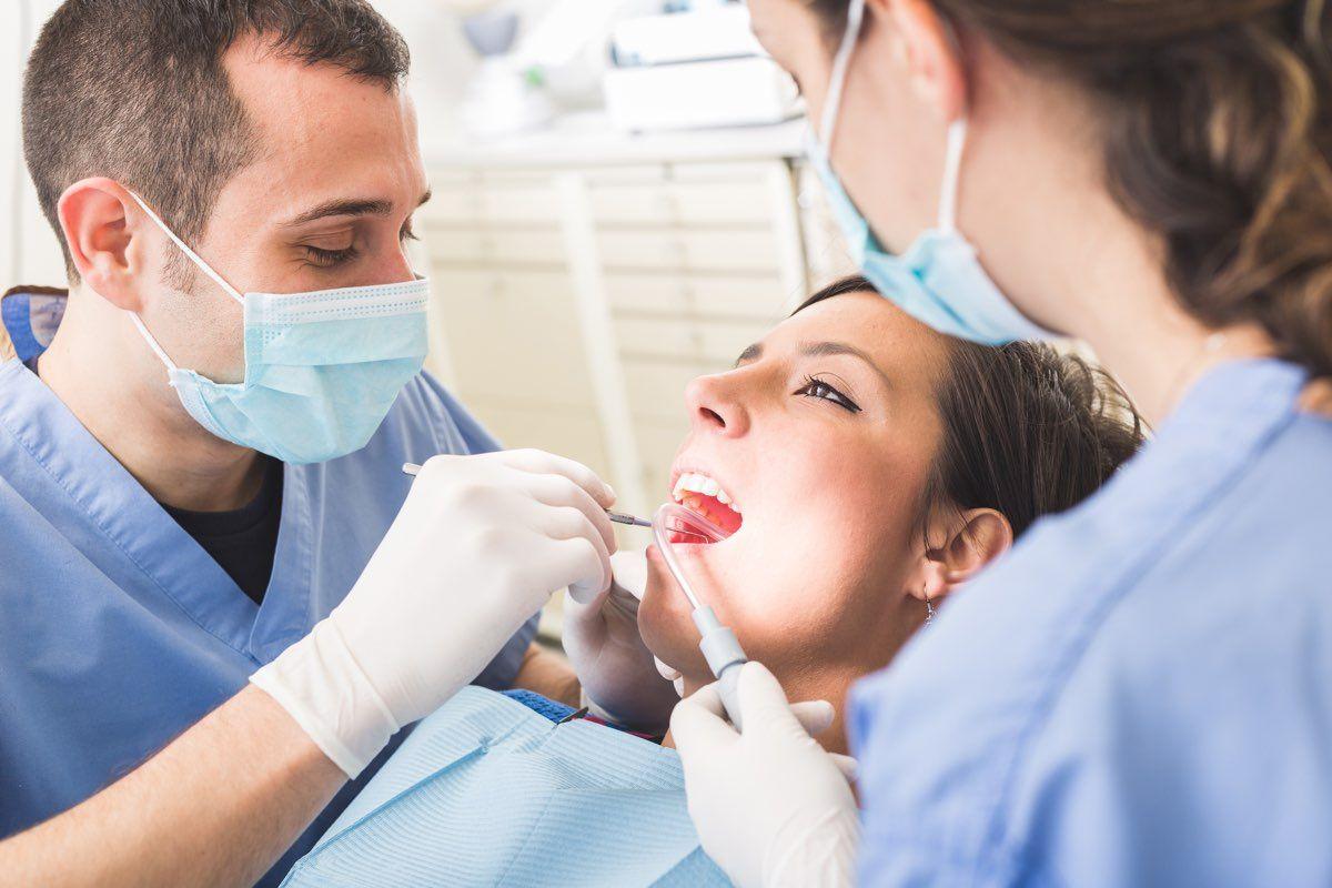infiammazione ai denti