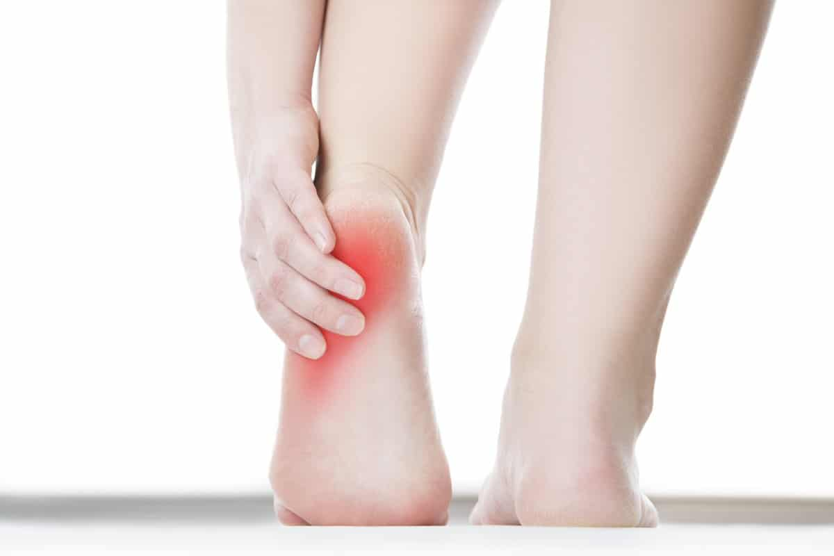 Borsite del piede