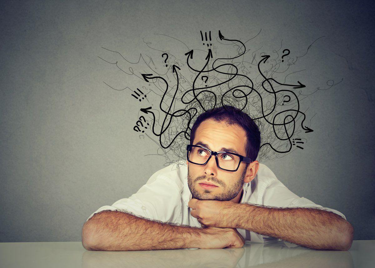 come diagnosticare la confusione mentale