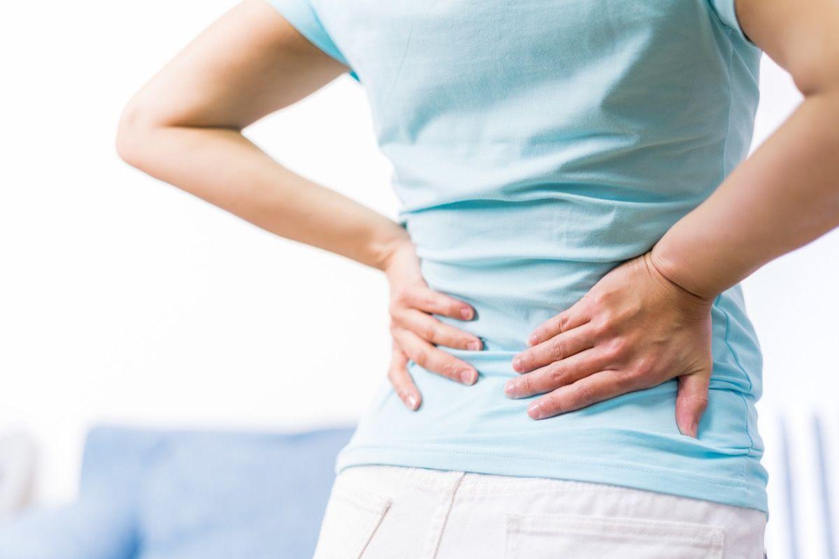 Mal di schiena acuto o cronico