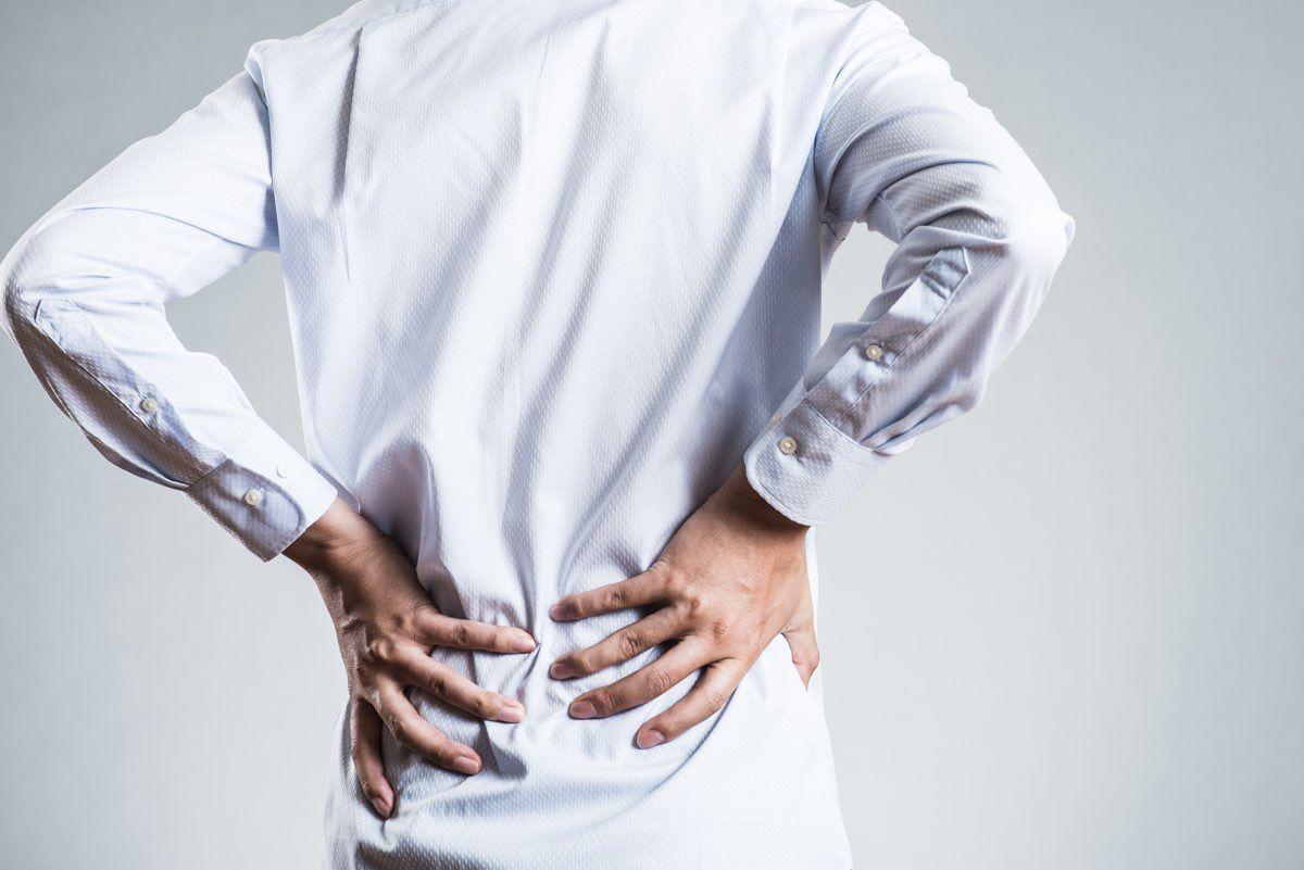 Curare il mal di schiena