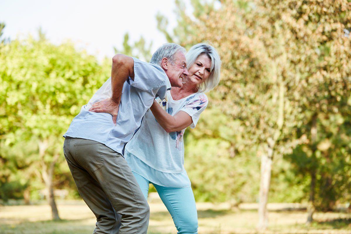 massaggi e mal di schiena