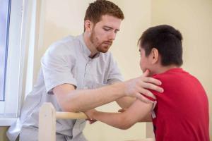 La paralisi cerebrale infantile è un problema neurologico