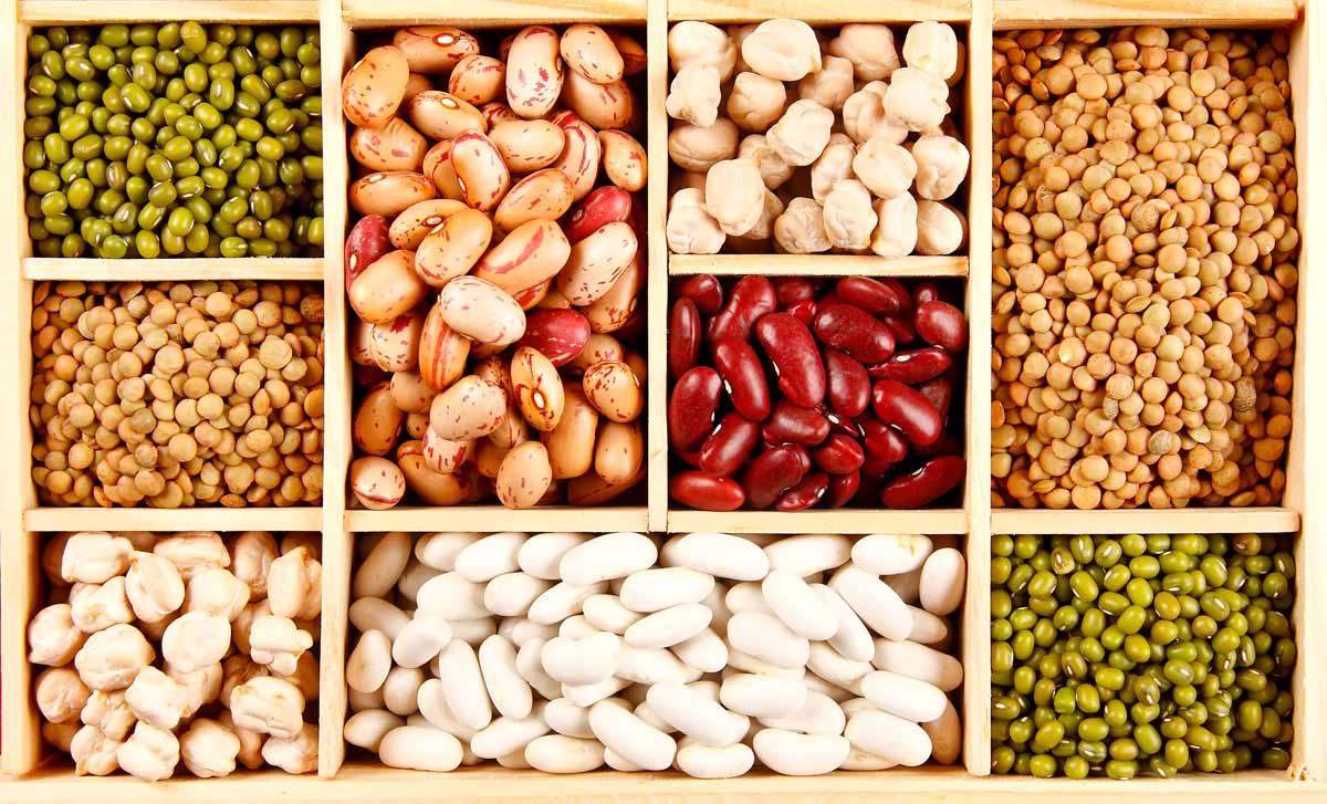 Mix di legumi