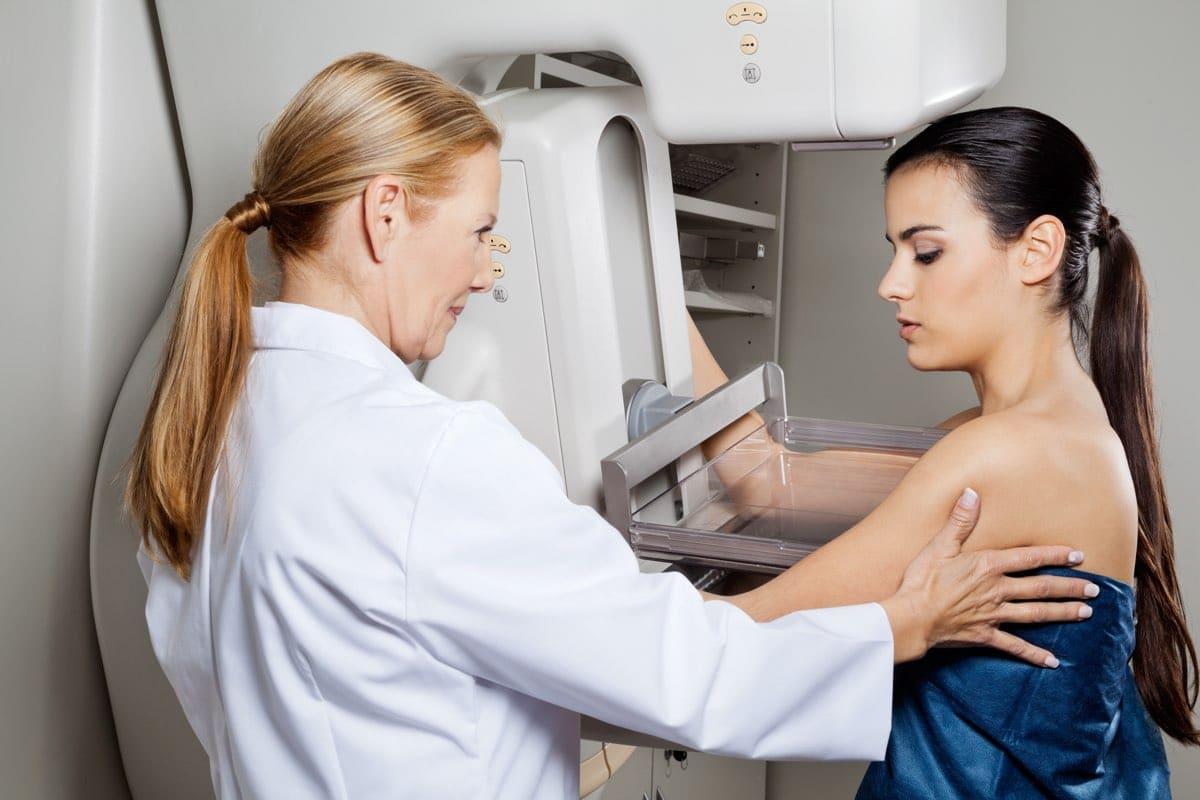 Cause delle calcificazioni al seno