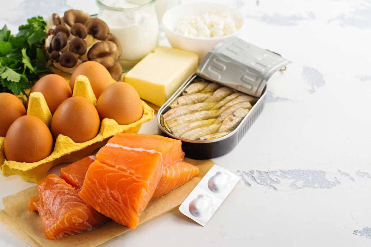 assimilare la giusta quantità di vitamina D