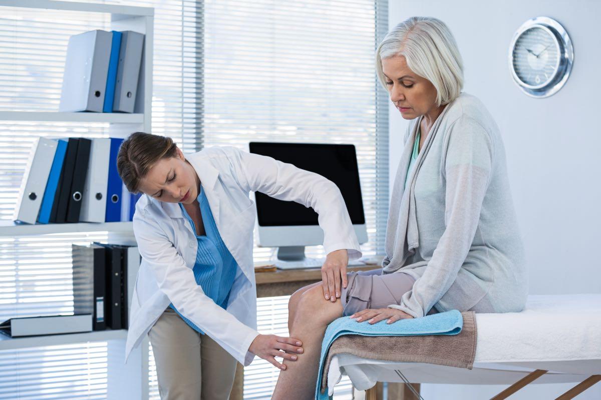 Acido ialuronico ginocchio