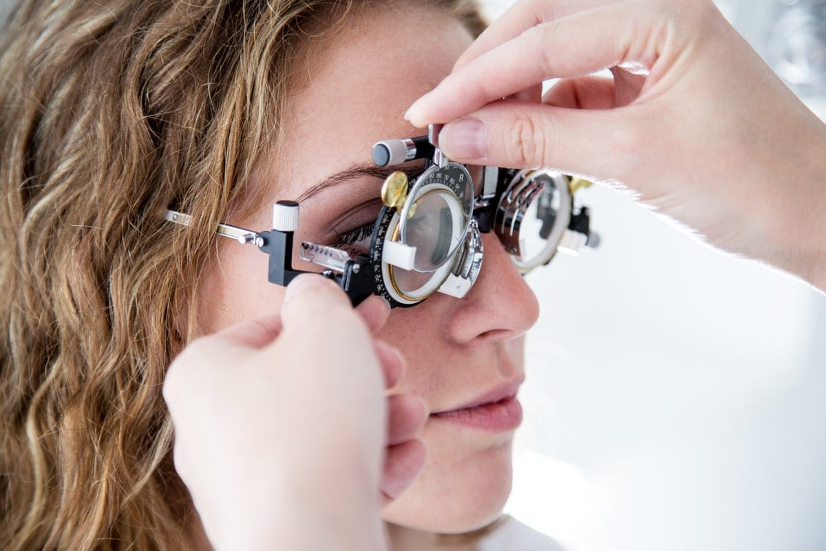 Tipologie di astigmatismo