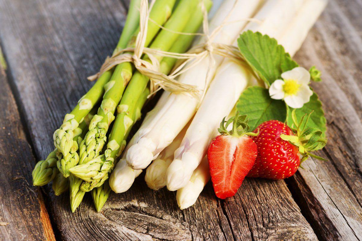 Vantaggi dell'asparago