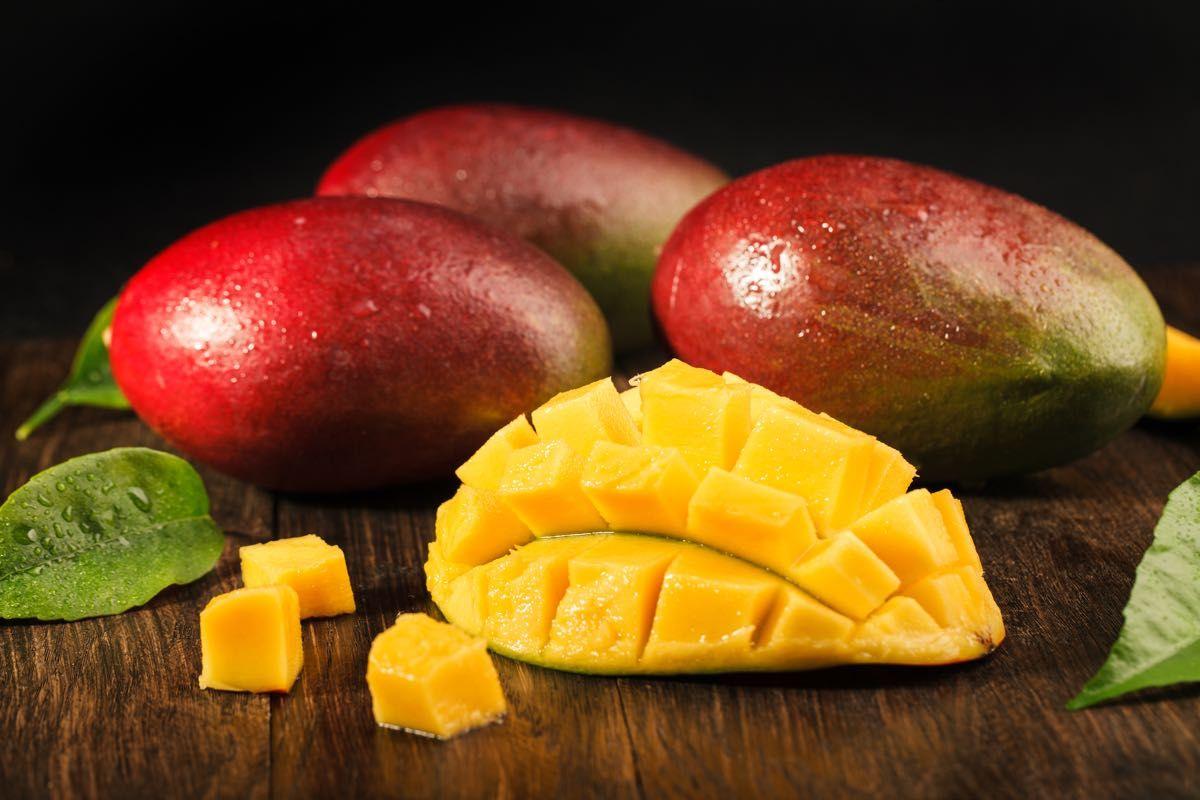 Come mangiare il mango
