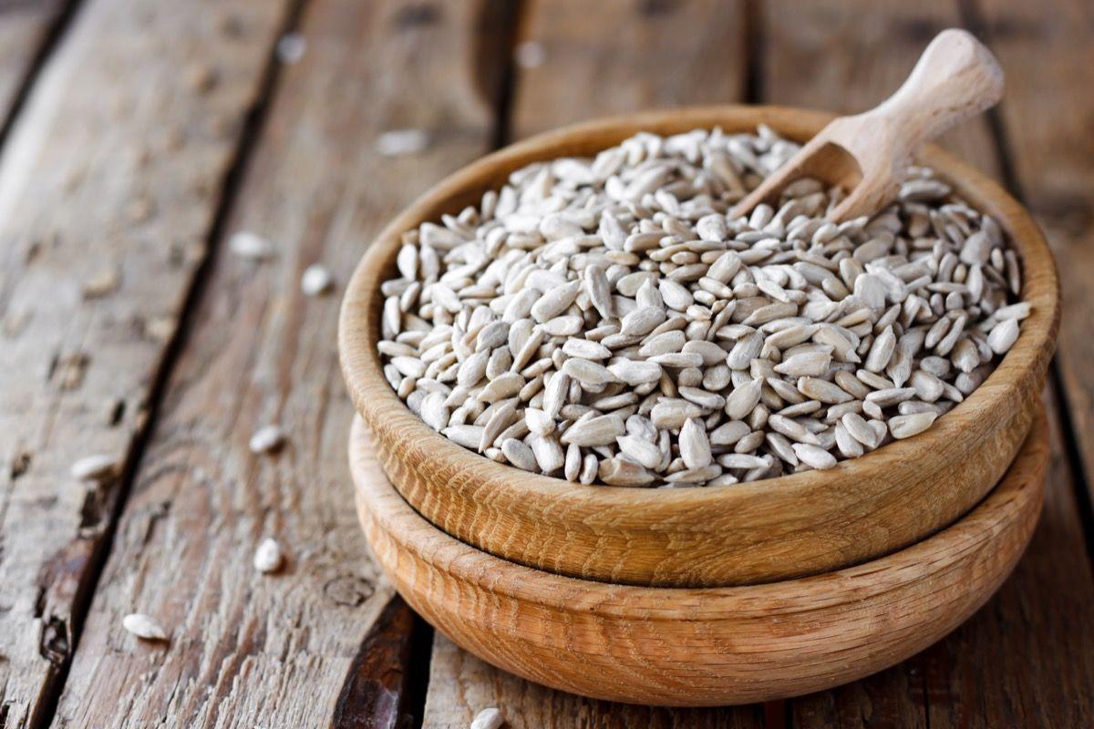 Elementi nutrizionali dei semi di girasole