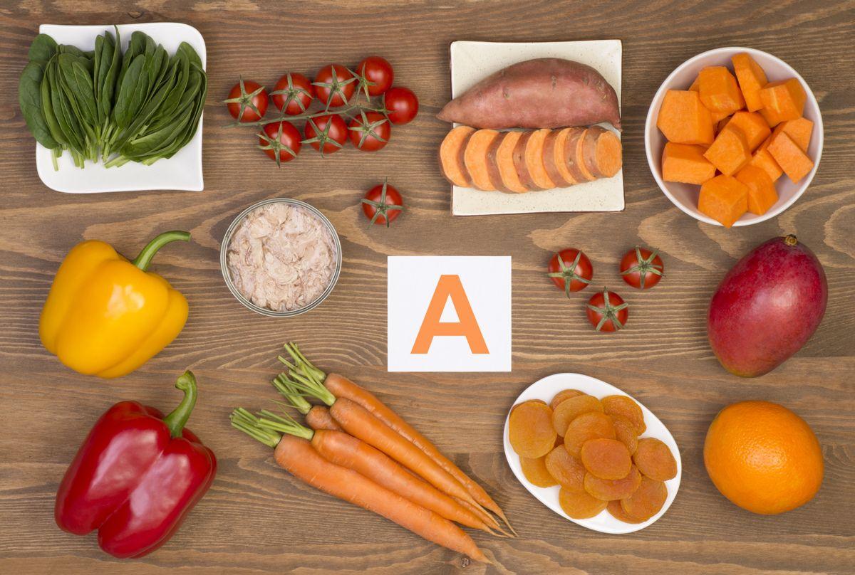 proprietà presenti nella Vitamina A