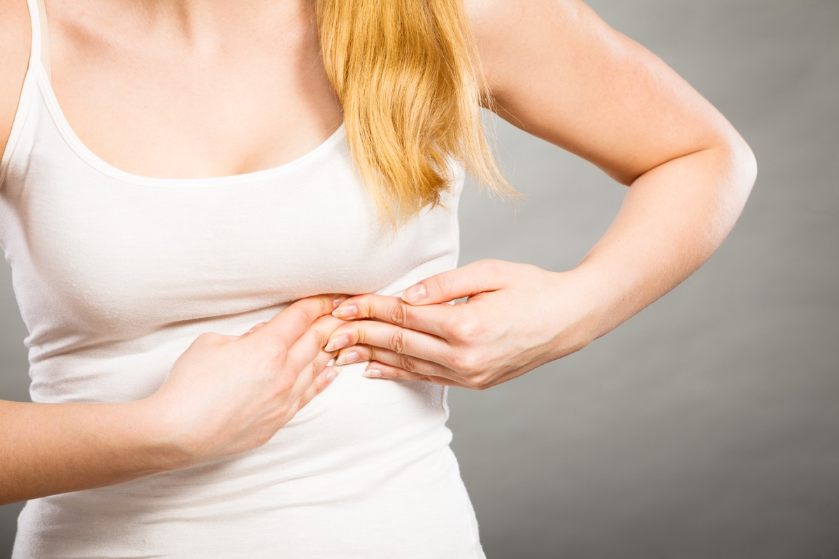 cause che possono provocare fitte al seno