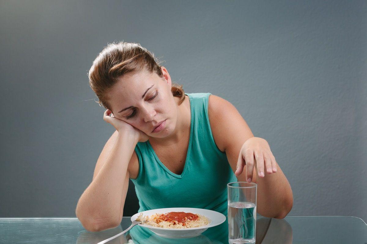 Segni e sintomi dell'inappetenza grave