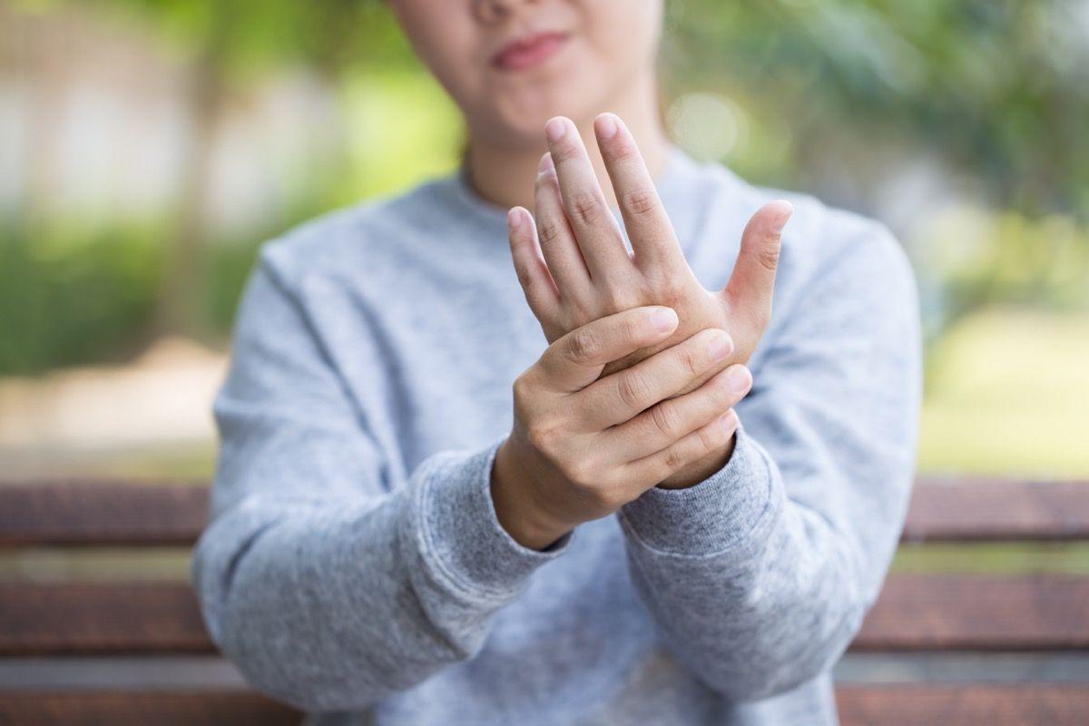 Sintomi della spondiloartrosi