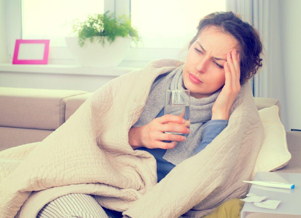 Come abbassare la febbre