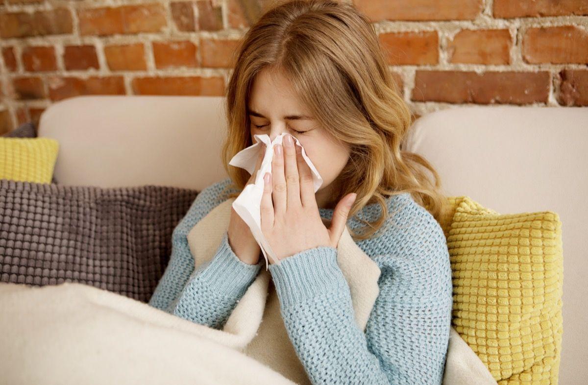 Come far passare il raffreddore