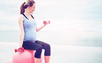 Esercizio fisico dopo il parto