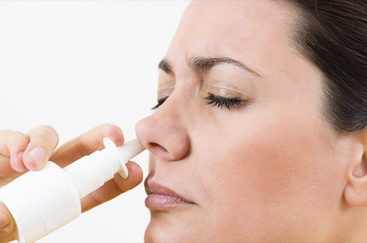 spray decongestionante nasale
