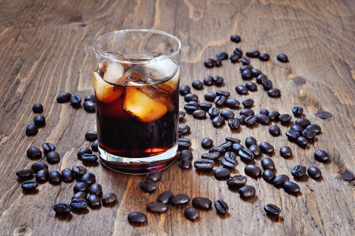 Alcol e caffè