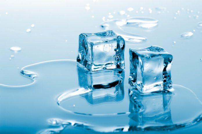 Batteri nel ghiaccio